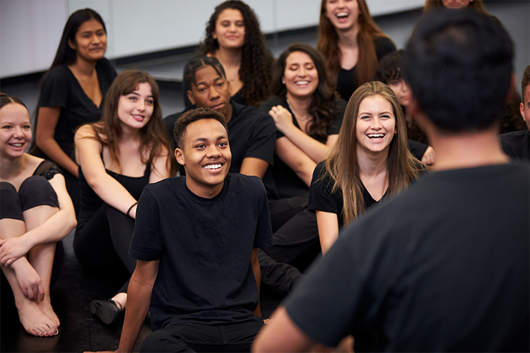 Educational Drama workshops in Yorkshire for Mental Health